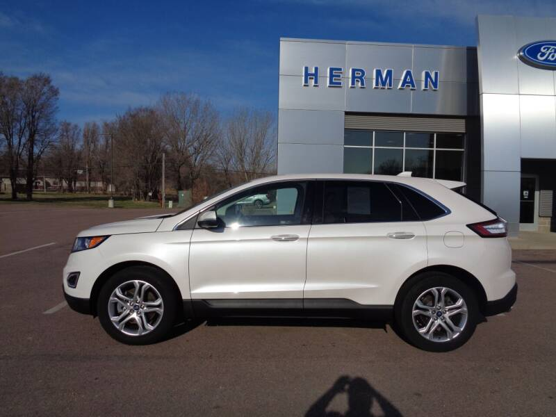 2018 Ford Edge for sale in Luverne, MN