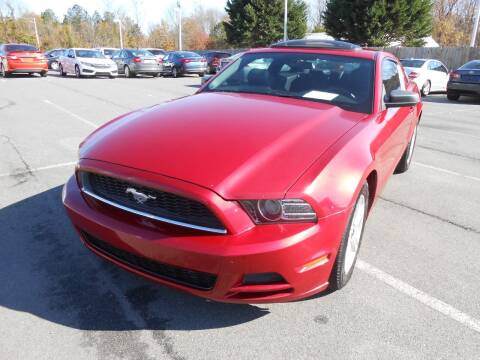 2013 Ford Mustang for sale at Auto America in Monroe NC