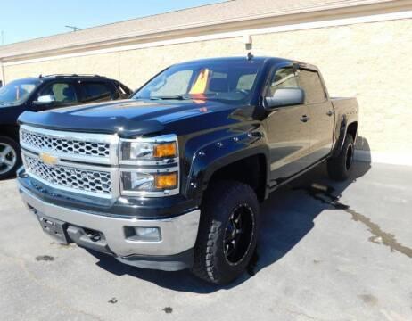 2014 Chevrolet Silverado 1500 for sale at Will Deal Auto & Rv Sales in Great Falls MT
