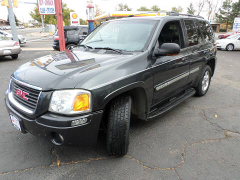 2003 GMC Envoy for sale at Premier Auto in Wheat Ridge CO