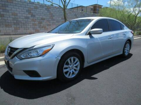 2018 Nissan Altima for sale at Autos by Jeff Tempe in Tempe AZ