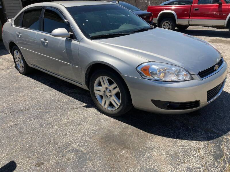 2008 Chevrolet Impala for sale at Two Rivers Auto Sales Corp. in South Bend IN
