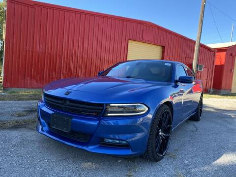 2015 Dodge Charger for sale at Pary's Auto Sales in Garland TX
