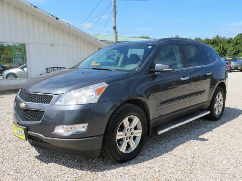 2011 Chevrolet Traverse for sale at Low Cost Cars in Circleville OH