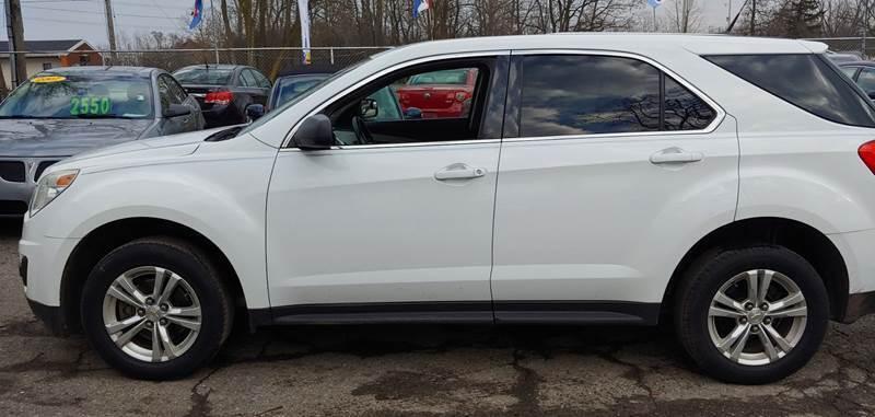 2011 Chevrolet Equinox for sale at Superior Motors in Mount Morris MI