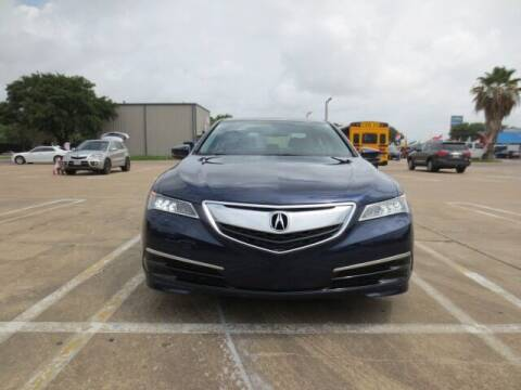 2016 Acura TLX for sale at MOTORS OF TEXAS in Houston TX