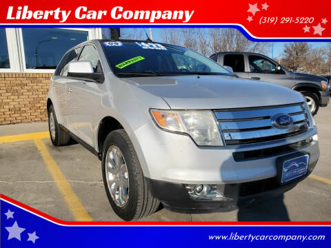 2009 Ford Edge for sale at Liberty Car Company in Waterloo IA