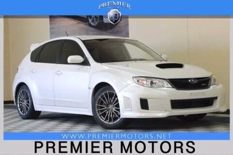 2014 Subaru Impreza for sale at Premier Motors in Hayward CA