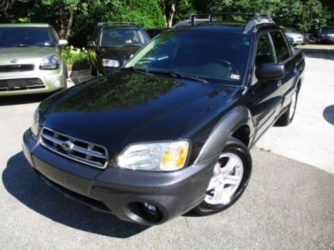 2005 Subaru Baja for sale at Elite Auto Wholesale in Midlothian VA