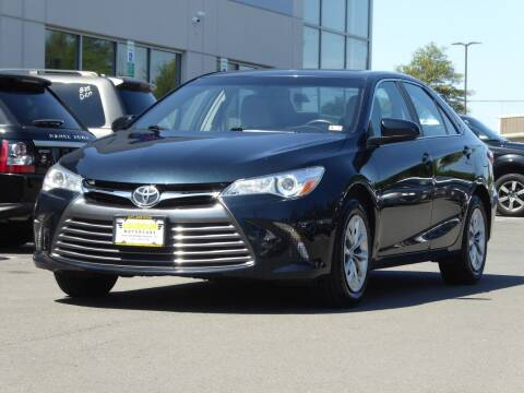 2016 Toyota Camry for sale at Loudoun Motor Cars in Chantilly VA