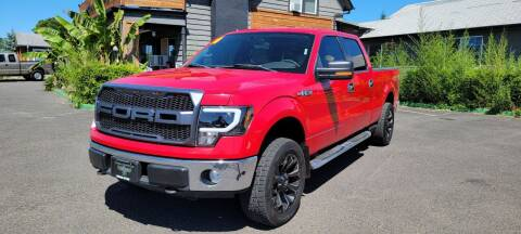 2010 Ford F-150 for sale at Persian Motors in Cornelius OR