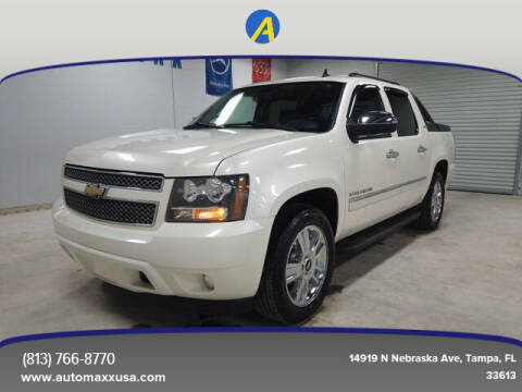 2010 Chevrolet Avalanche for sale at Automaxx in Tampa FL