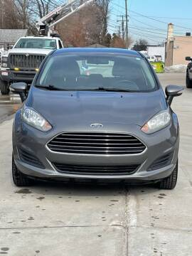 2014 Ford Fiesta for sale at Suburban Auto Sales LLC in Madison Heights MI