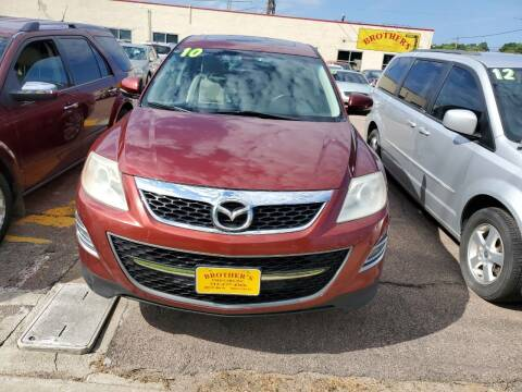 2010 Mazda CX-9 for sale at Brothers Used Cars Inc in Sioux City IA
