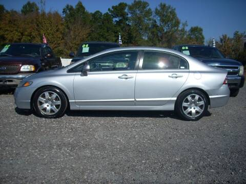 2009 Honda Civic for sale at Car Check Auto Sales in Conway SC