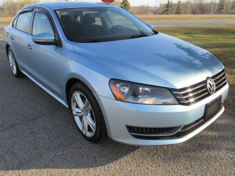 2012 Volkswagen Passat for sale at Buy-Rite Auto Sales in Shakopee MN