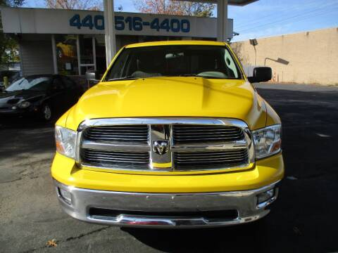 2009 Dodge Ram Pickup 1500 for sale at Elite Auto Sales in Willowick OH