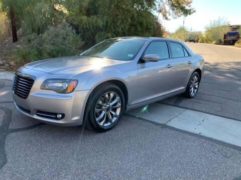 2014 Chrysler 300 for sale at BUY RIGHT AUTO SALES in Phoenix AZ