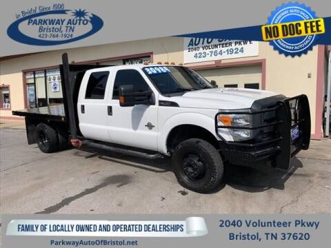 2012 Ford F-350 Super Duty for sale at PARKWAY AUTO SALES OF BRISTOL in Bristol TN
