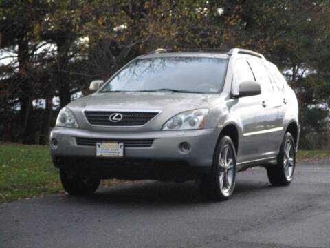 2007 Lexus RX 400h for sale at Loudoun Used Cars in Leesburg VA