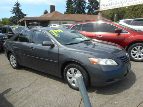 2009 Toyota Camry for sale at Lino's Autos Inc in Vancouver WA