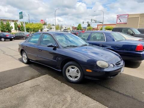 1998 Ford Taurus for sale at Aberdeen Auto Sales in Aberdeen WA