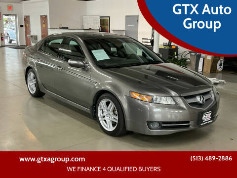 2008 Acura TL for sale at GTX Auto Group in West Chester OH