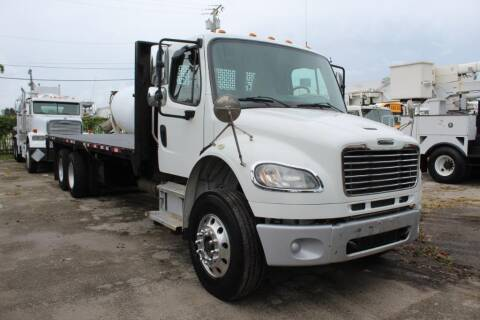 2013 Freightliner M2 106 for sale at Truck and Van Outlet in Miami FL