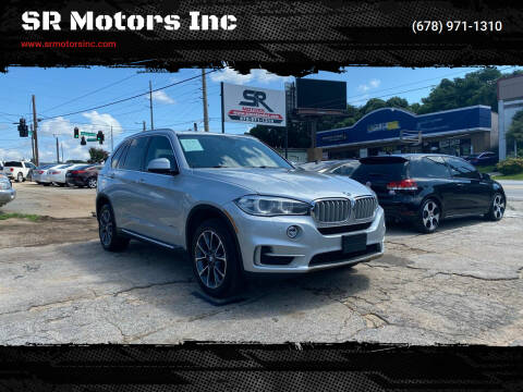 2014 BMW X5 for sale at SR Motors Inc in Gainesville GA