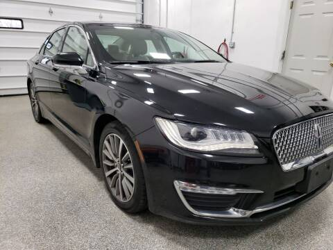 2017 Lincoln MKZ for sale at KLC AUTO SALES in Agawam MA