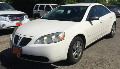 2007 Pontiac G6 for sale at Knowlton Motors, Inc. in Freeport IL