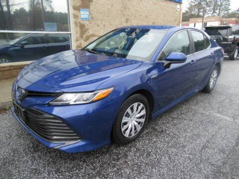2018 Toyota Camry Hybrid for sale at Southern Auto Solutions - Georgia Car Finder - Southern Auto Solutions - 1st Choice Autos in Marietta GA