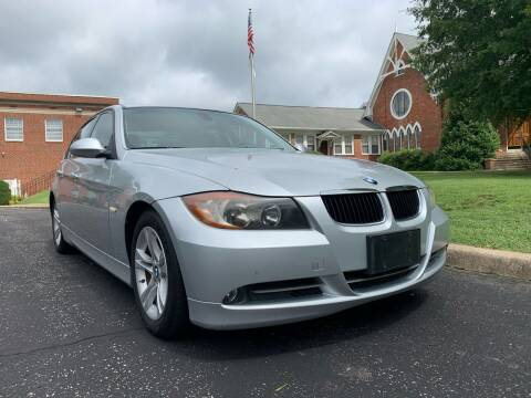 2008 BMW 3 Series for sale at Automax of Eden in Eden NC