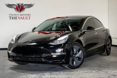 2018 Tesla Model 3 for sale at Veloce Motorsales in San Diego CA
