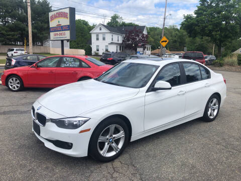 2014 BMW 3 Series for sale at Beachside Motors, Inc. in Ludlow MA