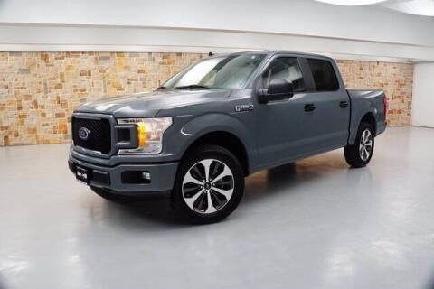 2020 Ford F-150 for sale at Jerry's Buick GMC in Weatherford TX