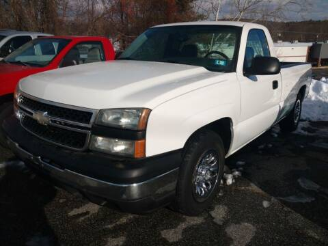 2006 Chevrolet Silverado 1500 for sale at Auto Brokers of Milford in Milford NH