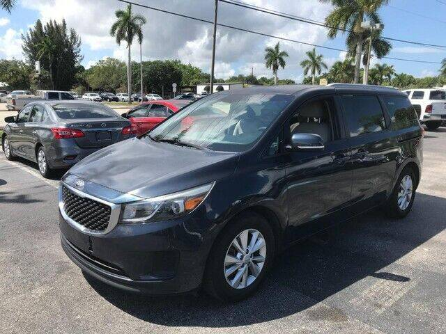 2016 Kia Sedona for sale at Denny's Auto Sales in Fort Myers FL