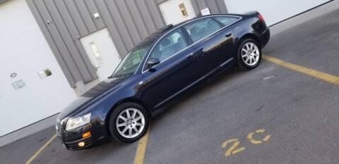 2005 Audi A6 for sale at Car-Nation Enterprises Inc in Ashland MA