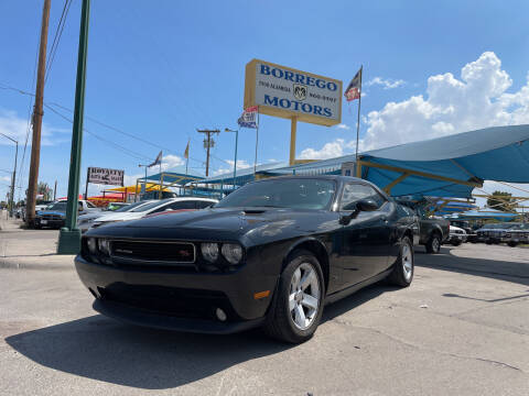 2011 Dodge Challenger for sale at Borrego Motors in El Paso TX