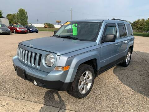 2013 Jeep Patriot for sale at Cars To Go in Lafayette IN