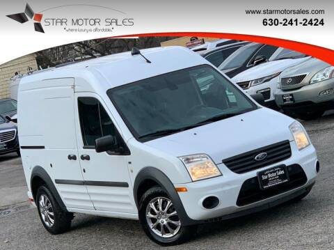 2013 Ford Transit Connect for sale at Star Motor Sales in Downers Grove IL
