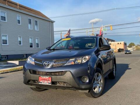 2014 Toyota RAV4 for sale at Dina Auto Sales in Paterson NJ