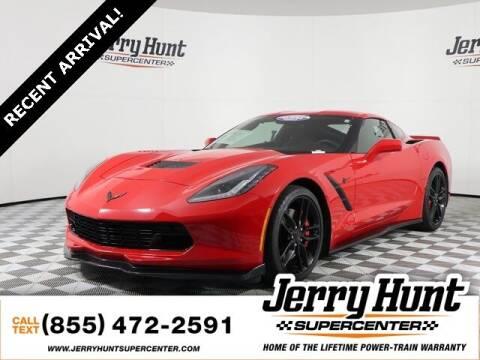 2017 Chevrolet Corvette for sale at Jerry Hunt Supercenter in Lexington NC