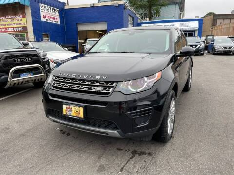 2016 Land Rover Discovery Sport for sale at AGM AUTO SALES in Malden MA