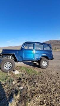 1954 Willys Wagon for sale at Classic Car Deals in Cadillac MI