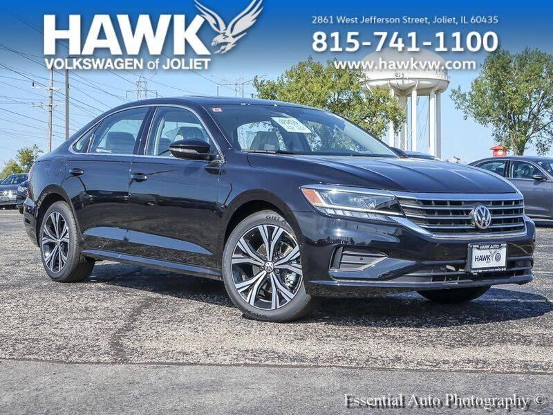 2020 Volkswagen Passat for sale in Joliet, IL