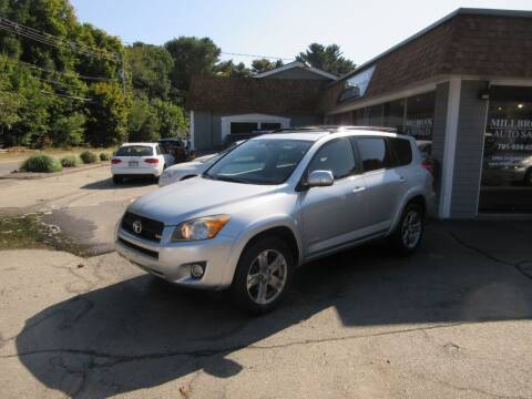 2011 Toyota RAV4 for sale at Millbrook Auto Sales in Duxbury MA
