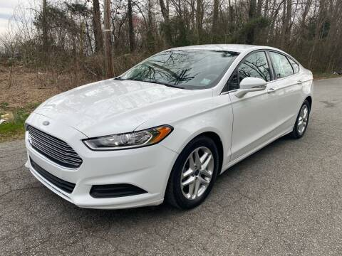 2016 Ford Fusion for sale at Speed Auto Mall in Greensboro NC