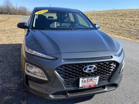 2020 Hyundai Kona for sale at Mr. Car City in Brentwood MD